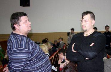 Игорь Мосийчук и Сергей Бевз