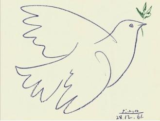 Pablo-picasso-blue-dove