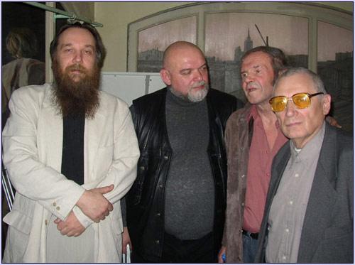Дугин, Джемаль, Головин и Мамлеев