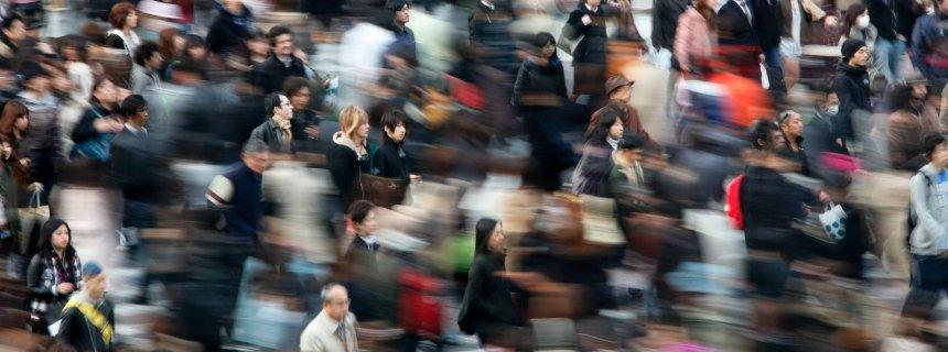 Städter haben höheres Depressionsrisiko